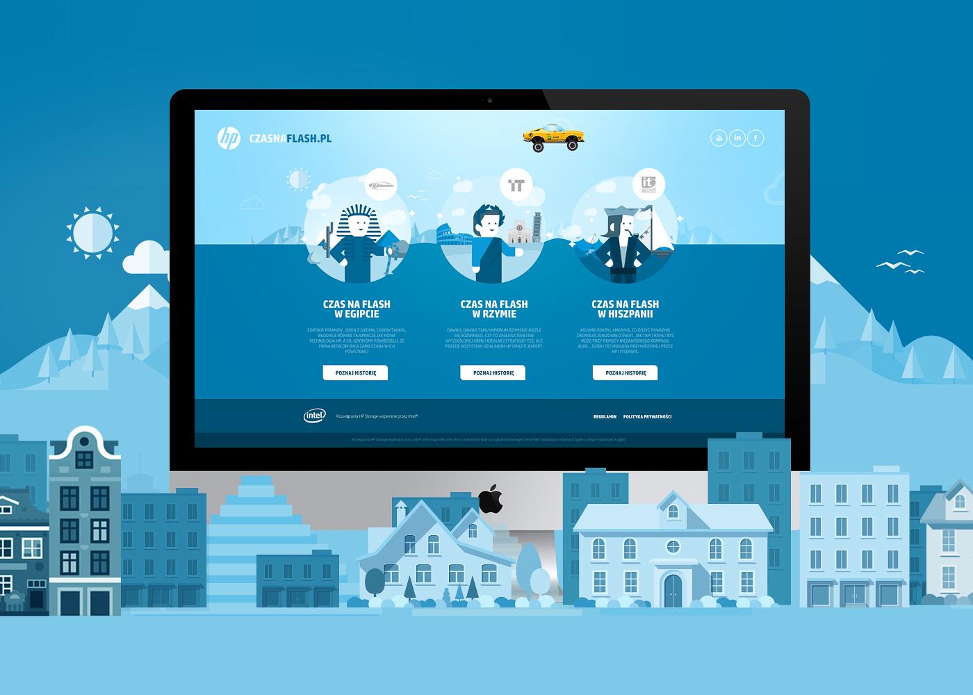 Hewlett Packard Site