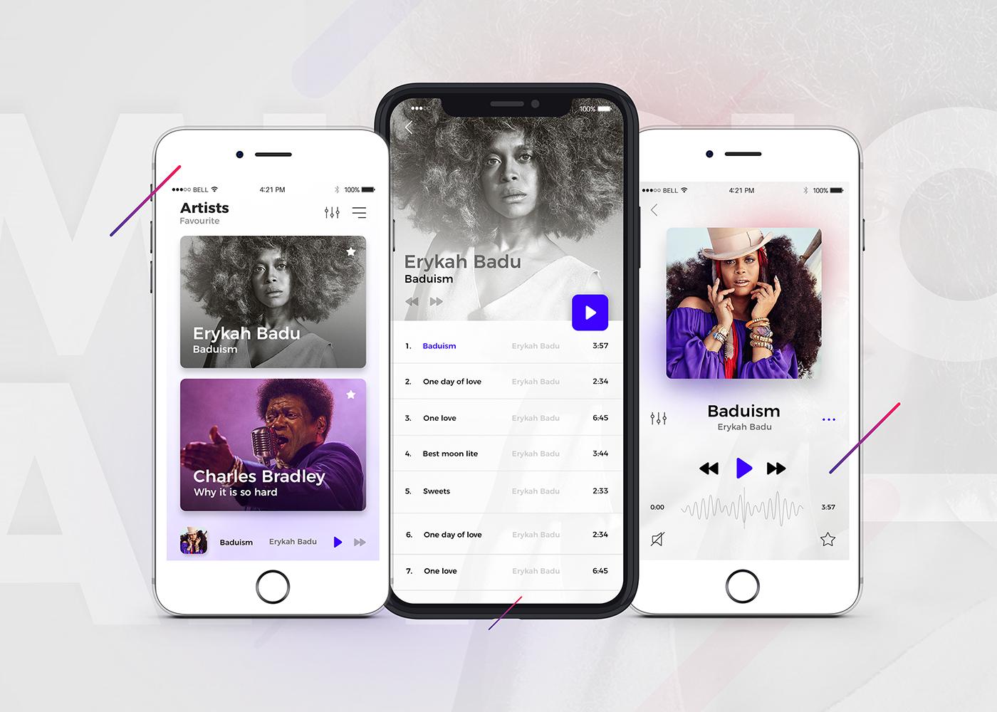 Zabezpieczony: Music App